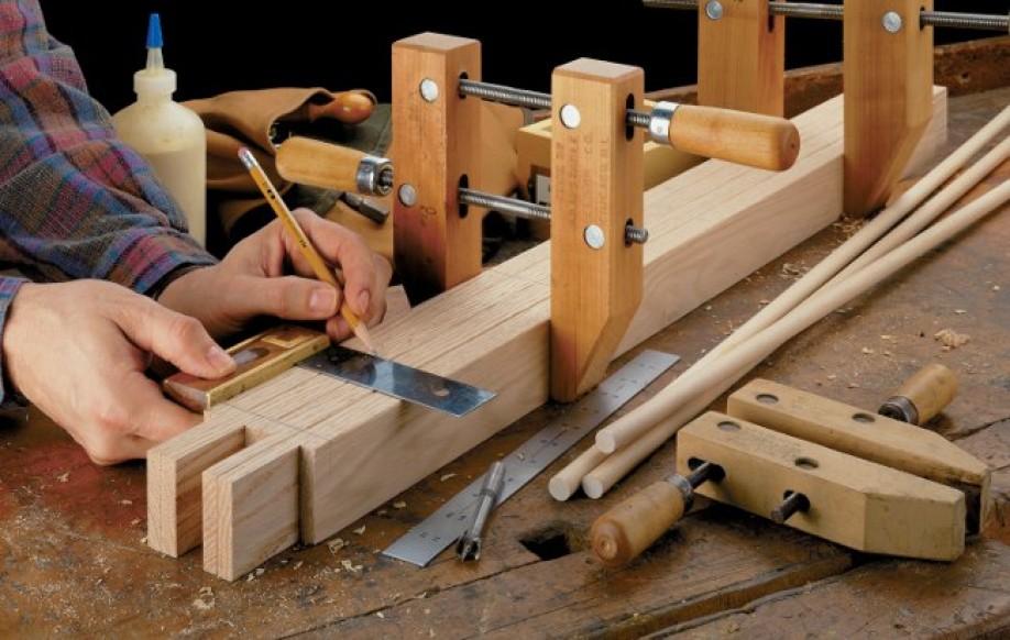 Производство мебели от компании Look Wood
