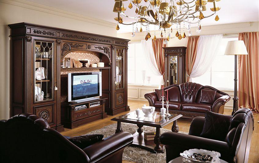 Новая мебель для гостинной