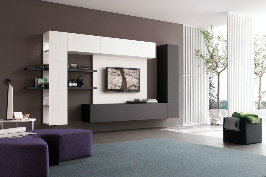 """Мебель в стиле """"hi-tech"""" для гостиной"""